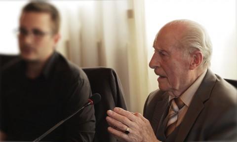 Begegnung mit Wim J. Alosery – einem der letzten Überlebenden des Unglücks